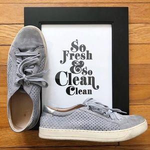 JOHNSTON & MURPHY • emerson perfed sneaker